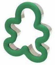Wilton Comfort Grip Cookie Cutter Christmas Gingerbread Man Holiday Baking
