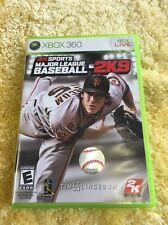 Major League Baseball 2K9 For Xbox 360