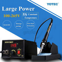 967 Soldering Iron Station Electric SMD Rework Welder Welding Tool   *A*