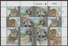 Israël postfris 1992 MNH vel/sheet 1240-1243 - Dieren / Animals (X660)