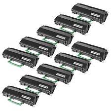 10pk E260A11A Toner Cartridge for Lexmark E260 E260dt E360D E260dtn Printer