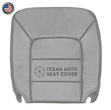2005 2006 Ford Expedition XLT Limited 2WD Vinyl Driver Bottom Seat Cover Gray