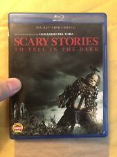 Scary Stories To Tell In The Dark Blu-ray + Dvd  . No Digital