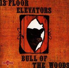 13th Floor Elevators - Bull of the Woods (1997)  CD  NEW/SEALED  SPEEDYPOST