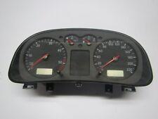 VW GOLF IV BORA 98-01 1.9 TDI DIESEL SPEEDO INSTRUMENT CLUSTER 1J0920801E VDO