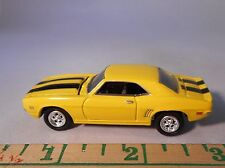 JL '68 CHEVY CAMARO SS DIE CAST COLLECTIBLE DIECAST RUBBER TIRE LIMITED EDITION