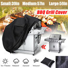 """BBQ Gas Grill Cover Barbecue Waterproof UV Heavy Duty Protection 39"""" 57"""" 59"""" in photo"""