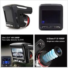 Hd 1080P Car Dvr Camera Radar Laser Lidar Detector Alarm Kit Video Recorder 2in1
