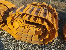 (2) CASE 650L DOZER COMPLETE TRACK UNDERCARRIAGE extended life, OEM