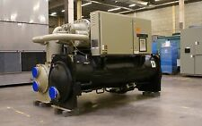 2000 300 ton Trane RTHC Water-Cooled Chiller 575 Volts R-134a Screw Chiller