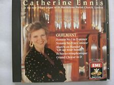 catherine ennis at the new organ of st marylebone parish church lo... -  CD UIVG