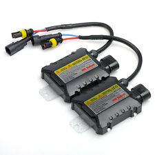 2pc Electronic Car H7 H1 DC 55W Light Ultra Slim Ballast Xenon HID For All Bulbs