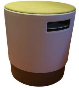 "Turnstone Buoy by Steelcase Adjustable Height Active Stool Ergonomic Posture 18"""