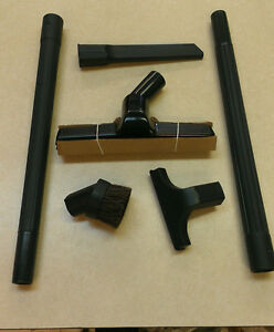 Tristar Compact Fitall Tool Set Attachments and Wands vacuum tools & attachments