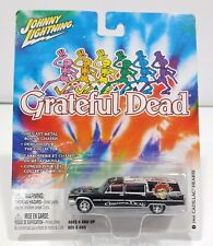 Johnny Lightning Grateful Dead 1966 Cadillac Hearse