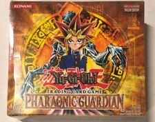 Yugioh Pharaonic Guardian Unl Edition 24-count Booster Box Card Game