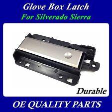 Glove Box Latch Titanium Silver for Silverado Sierra 07-13 Upper 15914995