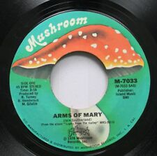 Rock Nm! 45 Chiliwack - Arms Of Mary / I Wanna Be The One On Mushroom Records