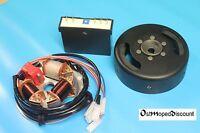 Elektronik Zündung für Simson S51 S60 70 Grundplatte NEU 6V 35W E- Lichtmaschine