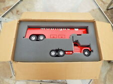 Smith-Miller Mobil Oil Company Tanker Truck Red Road Warrior #234/300