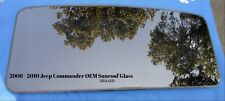 06 07 08 09 10 JEEP COMMANDER OEM FACTORY FRONT SUNROOF GLASS FREE SHIPPING!