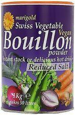 MARIGOLD REDUCED Salt Bouillon Powder 1 Kg
