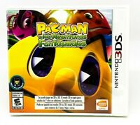 Pac-Man y Las Aventuras Fantasmales - Nintendo 3DS - Brand New | Factory Sealed