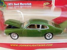JOHNNY LIGHTNING - THOSE 70S CARS - (1971) '71 FORD MAVERICK (WHEELS) - 1/64