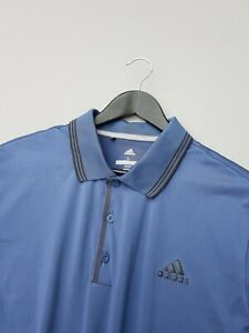ADIDAS GOLF L/S POLO SHIRT SIZE LARGE EXCELLENT CONDITION!