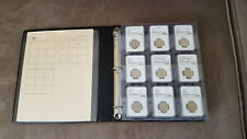 Complete NGC Graded Susan B. Anthony Dollar Set (Proofs & Business Strikes)