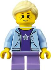 Lego city (cty665) Minifigure figurine fille 60134