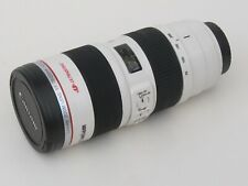 "Dummy ""Canon"" EF 70-200mm f2.8 L IS USM Lens - Shop Display Item 1:1 Scale"