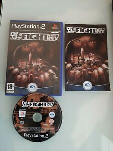 Def Jam Fight for NY Sony Playstation 2 PS2 PAL VF