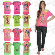 Girls' Polyester Sleeveless Vest T-Shirts, Top & Shirts (2-16 Years)