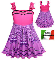 Simile Lol Sugar Queen Vestito Carnevale Bambina Tipo Lol Dress Cosplay LOLSUQ1