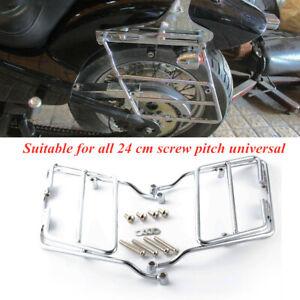 2X Motorcycle Side Box Side Bag Bag Holder Bracket Saddle Bag Bracket