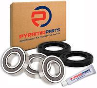Kawasaki ZX12 R 1200 Ninja ZZR1400 00-11 Rear Wheel Bearings and Seals KIT