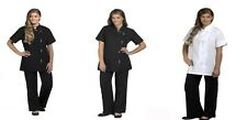 Healthcare and Beauty Tunics woman girls ladies tops office uniform shirts -N581