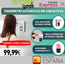 Termómetro Testacy K3 automático sin contacto ideal para comercio. Envio 24H