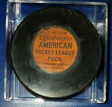 DIST BY CCM OFFICIAL ART ROSS AHL PUCK PAT. 2226516 CLEANED vintage tyer rubber