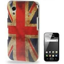 COVER VINTAGE Per SAMSUNG GALAXY ACE GT S5830 TURBO S5830i UK BANDIERA REGNO UN