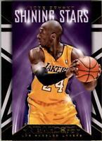 2014-15 Hoops Shining Stars #19 Kobe Bryant - NM-MT