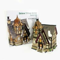 The Partridge & Pear Dept 56 Dickens Village 4025253 Christmas tavern pub city A