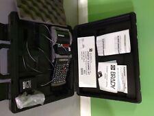 Brady Tls2200 Label Thermal Printer Kit New Battery Amp Bundle