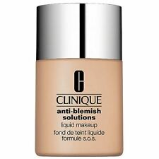 Clinique Anti Mancha solución Líquido Maquillaje-Fresh Beige 30 Ml foundation mujer