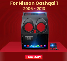 Android 6.0 FOR Nissan Qashqai 1 GPS WIFI CAMERA DSP RDS Car Radio stereo video