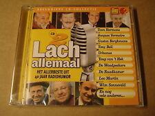 CD DAG ALLEMAAL RADIO 2 / LACH ALLEMAAL 2  HET ALLERBESTE UIT 40 JAAR RADIOHUMOR