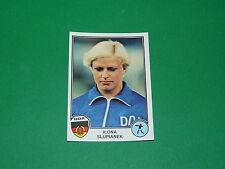 N°42 SLUPIANEK DDR ATHLETISME PANINI SPORT SUPERSTARS EUROFOOTBALL 82 1981-1982