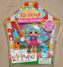 Mini Lalaloopsy Silly Fun House Marina Anchors New
