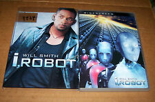 2004! i Robot! Futuristic Action! Will Smith & James Cromwell! 1 DVD! VG Cond!